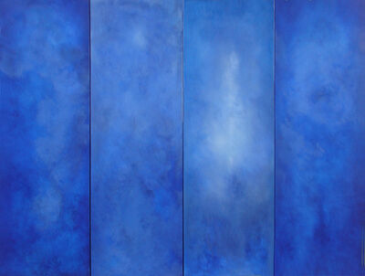 Julie Hedrick, 'The Blue Gates of Paradise', 2009