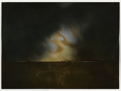 Christopher Colville, 'Dark Hours Horizon 90', 2017