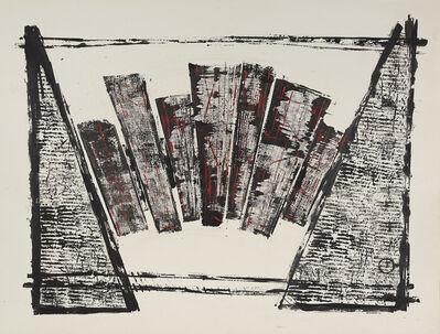 Josep Maria Subirachs, 'Composition'