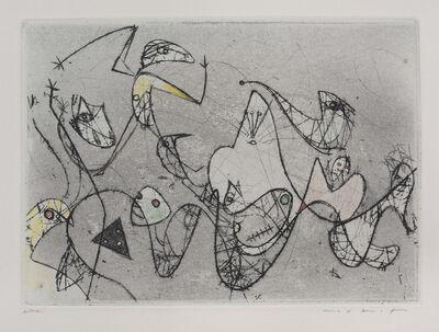 Max Ernst, 'Ohne Titel', 1950-1973