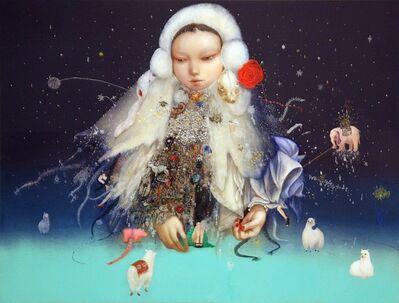 Sachiyo Aoyama, 'Witch in Winter', 2010
