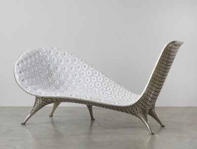 Joris Laarman, 'Microstructures Gradient Lounge', 2015