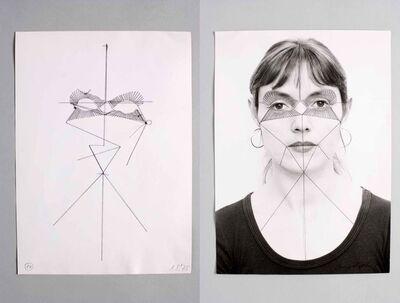 Annegret Soltau, 'SELBST #10', 1975