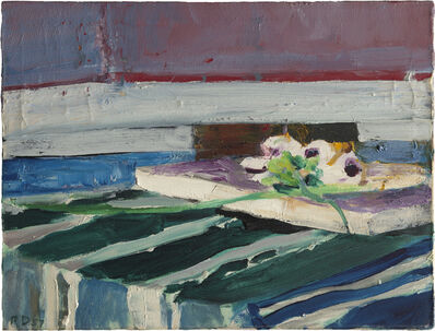 Richard Diebenkorn, 'Flowers', 1957