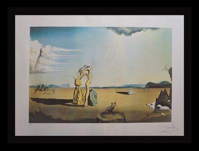 Salvador Dalí, 'Les Betes Sauvages Dans le Desert', 1975