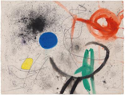 Joan Miró, 'Landscape III', 1973
