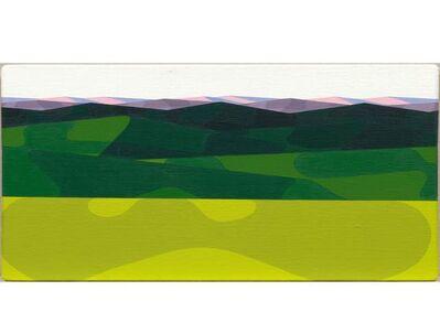 Albrecht Schnider, 'Landscape'