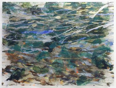 Ben Miller, 'Yellowstone River (4/5/2020)', 2020