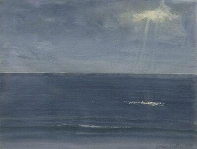 John Button, 'Sun's Rays, Westhampton Beach', 1970