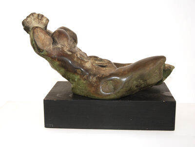 Franta, 'Femme couchée', 2000