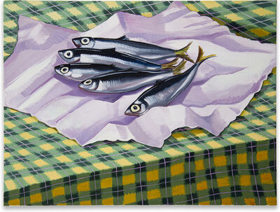 Nikki Maloof, 'Sardines', 2020
