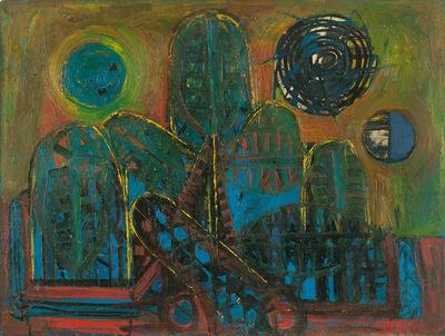 Avinash Chandra, 'City', 1958
