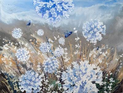 Cara Enteles, 'Where'd You go Karner Blue 5', 2020