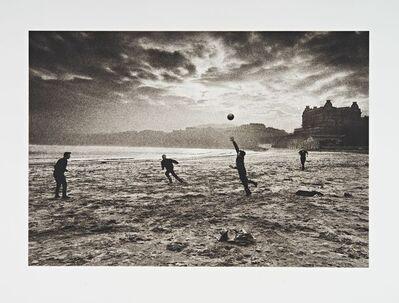 Don McCullin, 'Fishermen, Scarborough Beach', 1965-Printed in 2016