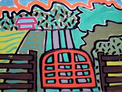 Damon Freed, 'Paper Landscape #3', 2017