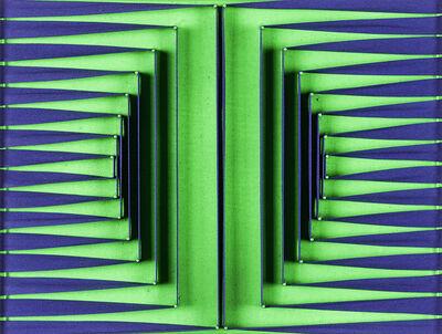 Alberto Biasi, 'untitled', 1970