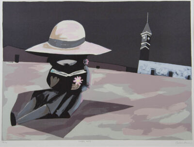 Charles Blackman, 'There Was', ca. 1989