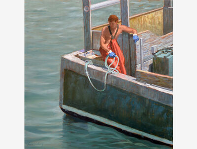 Paul Schulenburg, 'Below the Surface '