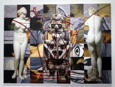 Jeff Koons, 'Antiquity Uli', 2019