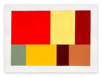 Tom McGlynn, 'Test Pattern 8 (Naples)', 2005