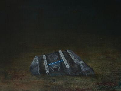 Sara Ghazi Asadollahi, 'Mid Jan', 2017