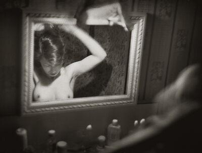 René Groebli, 'The Eye of Love, In the Mirror', 1952