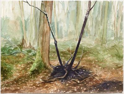 George Shaw, 'I Woz Ere No.4', 2011
