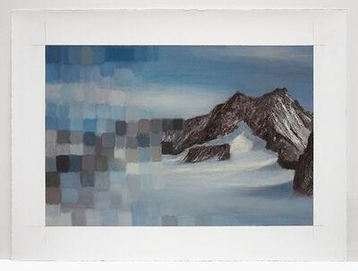 Adam Straus, 'Mt. Blanc: Broken', 2014