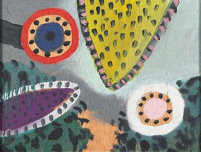 Alan Davie, 'Spring Visit', 1968