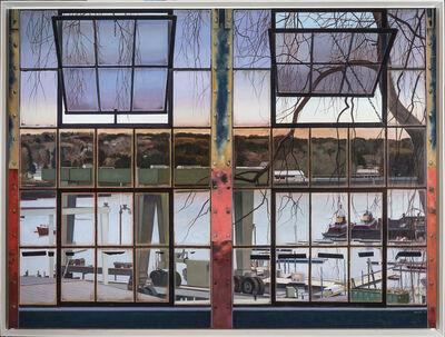 John Moore, 'Shipyard', 2018