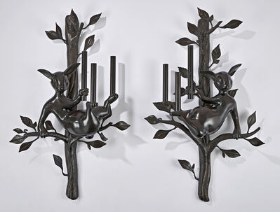 Hubert Le Gall, 'Odilon, Sconces', 2016