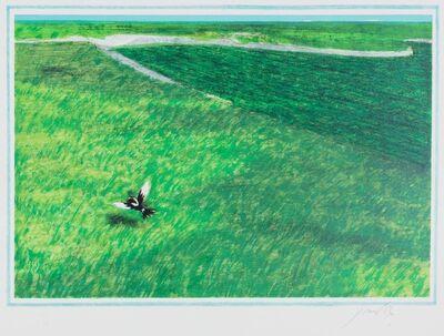 Piero Guccione, 'Landscape', 1981