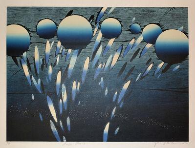 Zen Shitanda, 'Image - Blue - II', 1980's