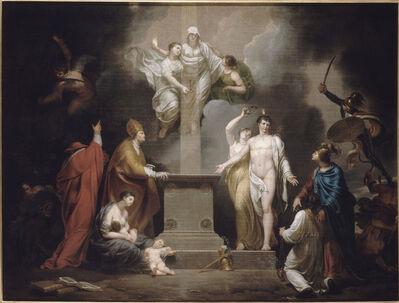 Pierre-Joseph-Célestin François, 'Allégorie du Concordat (Allegory of the Concordat )', Early 19th century