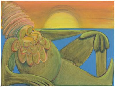 Antone Könst, 'Sun Bather', 2020