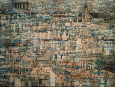 Gottfried Salzmann, 'Paris Panthéon', 2006
