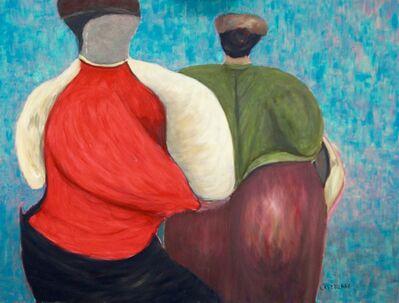 Antoine de Castellane, 'Femmes au marché', 2004