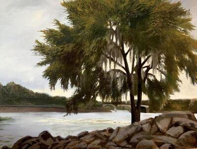 Julianna Wells, 'Chattahoochee River Study', 2020