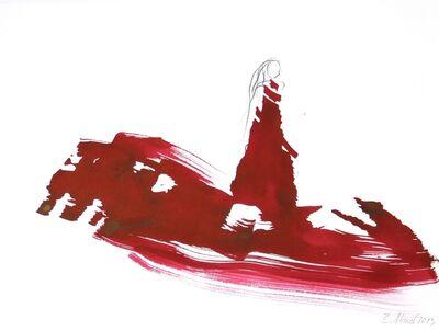 Bettina Mauel, 'The Red Cloth 48 (framed)', 2014