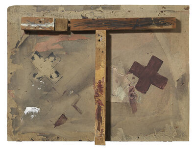 Antoni Tàpies, 'Untitled', 1970