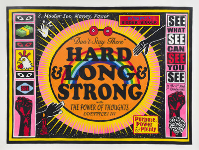 Cameron Platter, 'Hard & Long & Strong', 2013