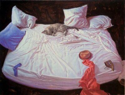 Kerry Dunn, 'Bed', 2019