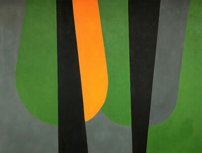 Susan Kiefer, 'Baseline', 2020