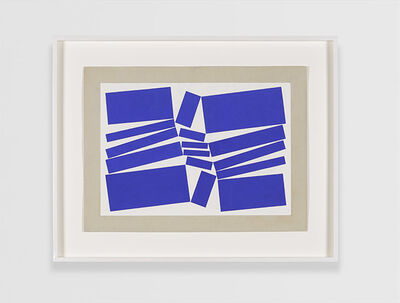 Hélio Oiticica, 'Untitled', 1958