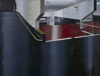 Cui Jie (b. 1983), 'Underground Car Parking #1', 2012