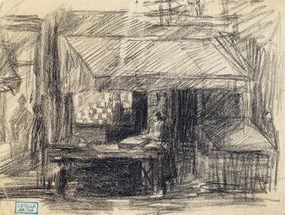 Joseph Stella, 'Interior', n.d.