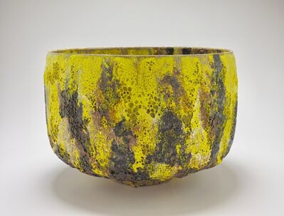 Jay Kvapil, 'Yellow and Black Bowl', 2017