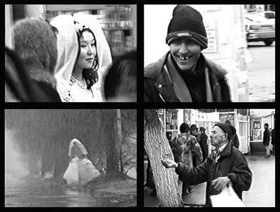 Almagul Menlibayeva, 'Eternal Bride', 2002