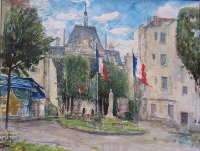 Yang Kai (b. 1956), 'Le Drapeau Tricolore 《三色旗》', 2012