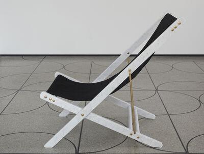 Veronica Todisco, 'Adaptations: Marble deckchair', 2015